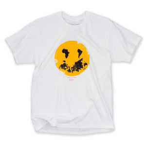 Happy Planet SS Tee (White)