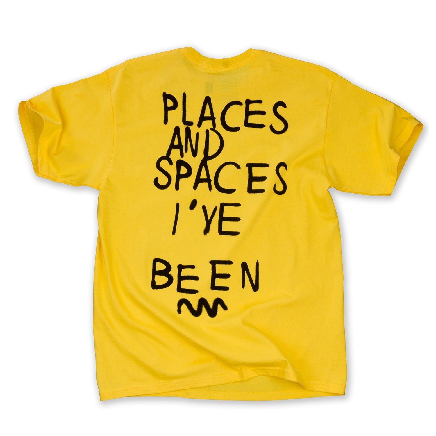 Places and Spaces SS Tee (Daisy)