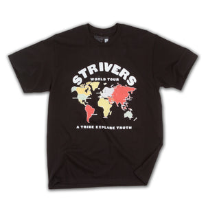 A World Tour SS Tee (Black)