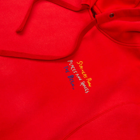 Bangkok Hoodie (High Risk Red)
