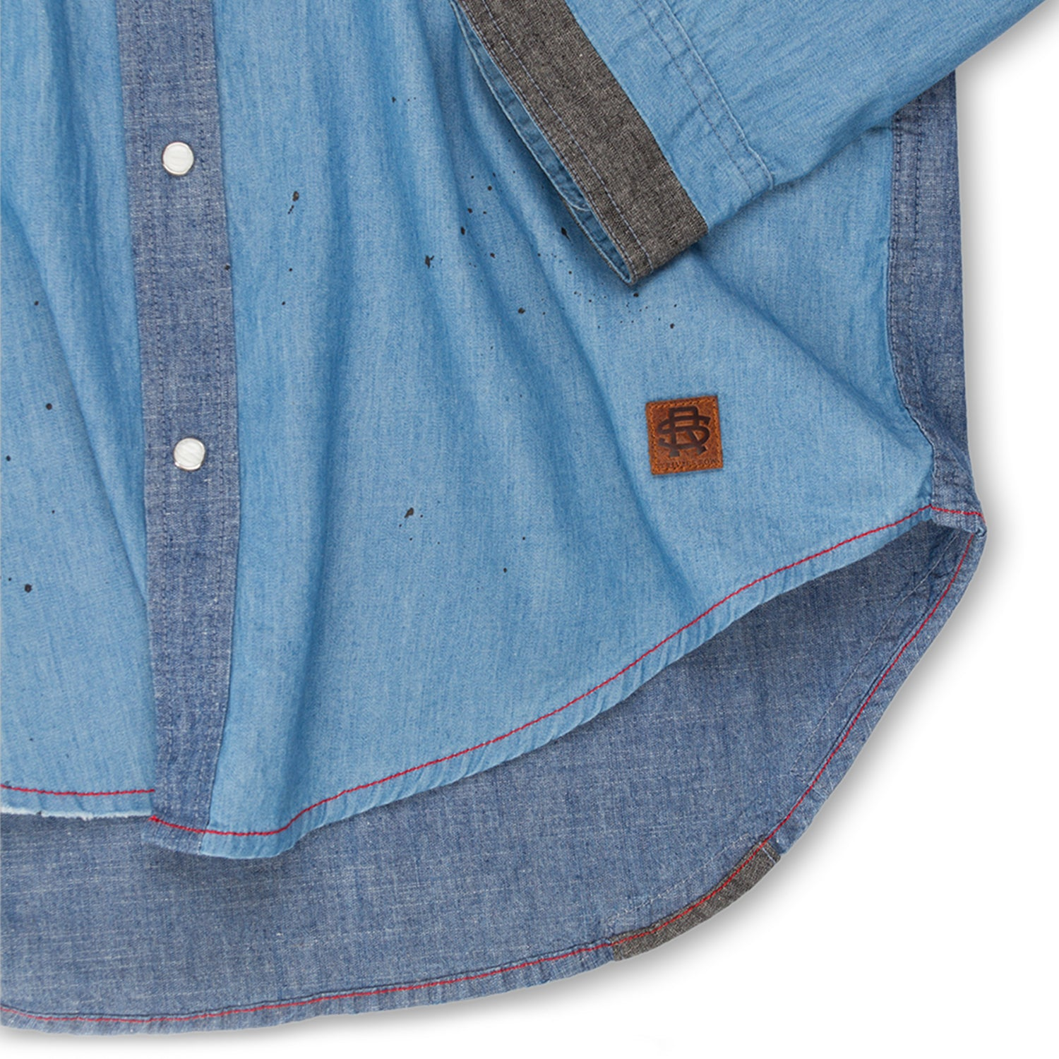 Sydney Chambray LS Shirt