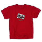 Soul Tapes SS Tee (Sport Scarlet Red)