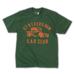 Car Club SS Tee (Sport Dark Green)