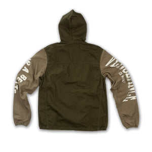 110th Street Jacket (Deep Lichen Green)