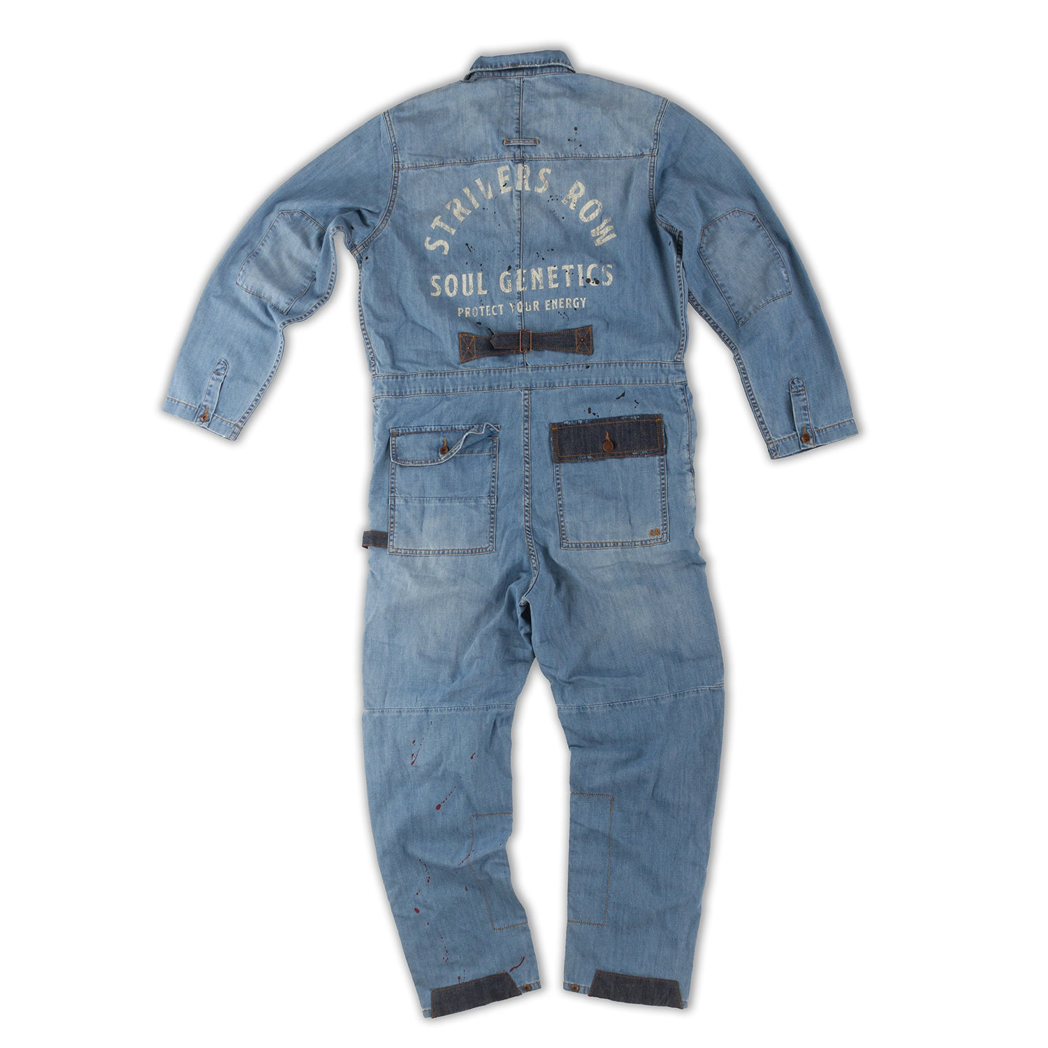 Holbrook Coveralls (Pin Oak)
