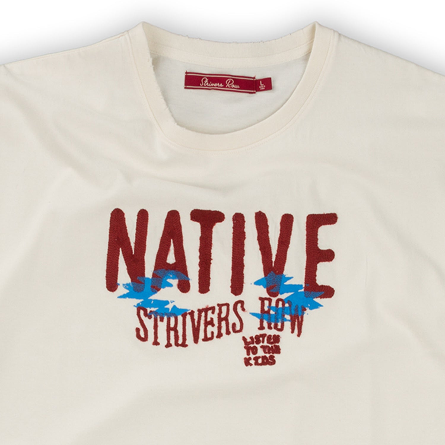 Native SS Tee (Antique White)