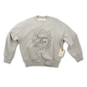 Brilliant Crew (Heather Grey)