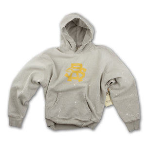Lockup Hoodie (Heather Grey)