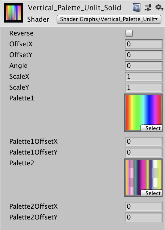 gradient shader pack unity3d