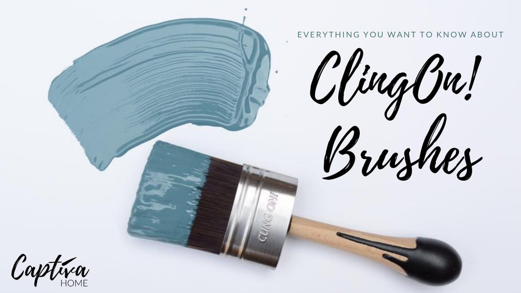 Everything you want to know about ClingOn! Brushes!