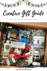 Creative Holiday Gift Guide