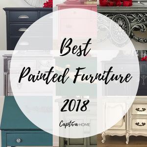 Best Painted Furniture of 2018