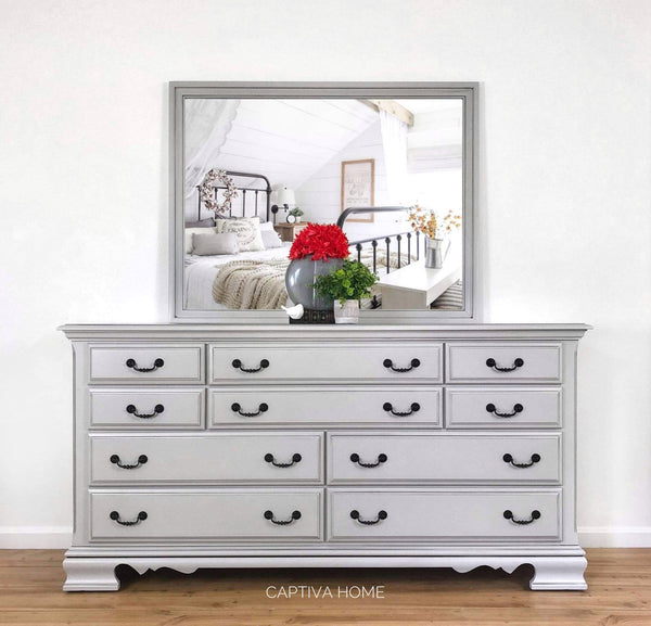 Seagull Gray General Finishes Furniture Painting Bureau