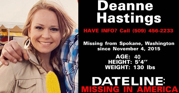 Update: Shining A Light On Deanne Hastings For What Would Be Her 40th Birthday