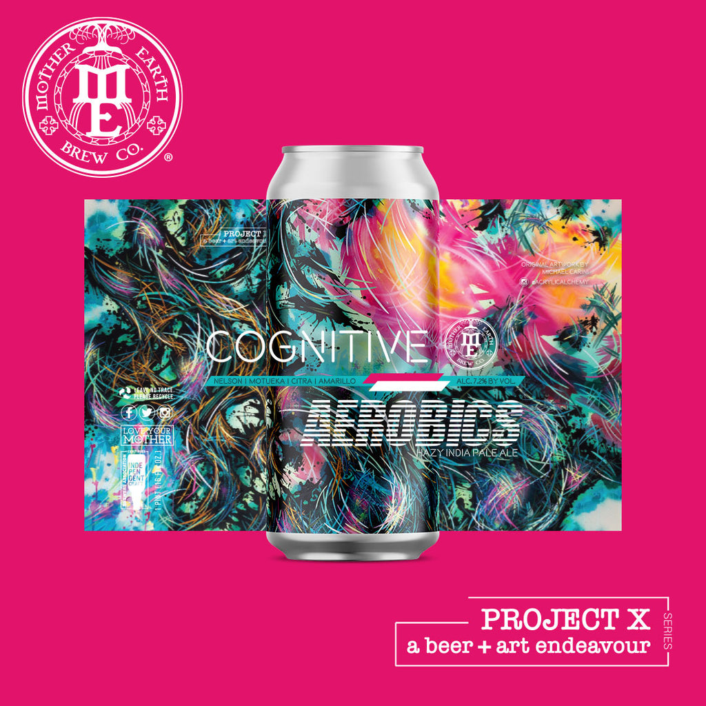Michael Carini and Mother Earth Brewing Co. partner for Cognitive Aerobics
