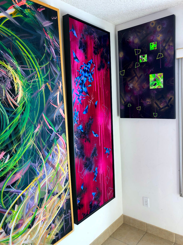 San Diego Artist And Mental Health Advocate Michael Carini Of Carini Arts