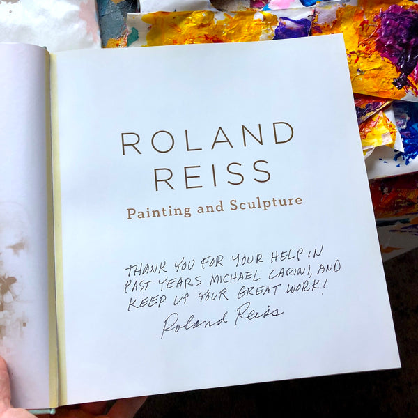 a special message from Roland Reiss