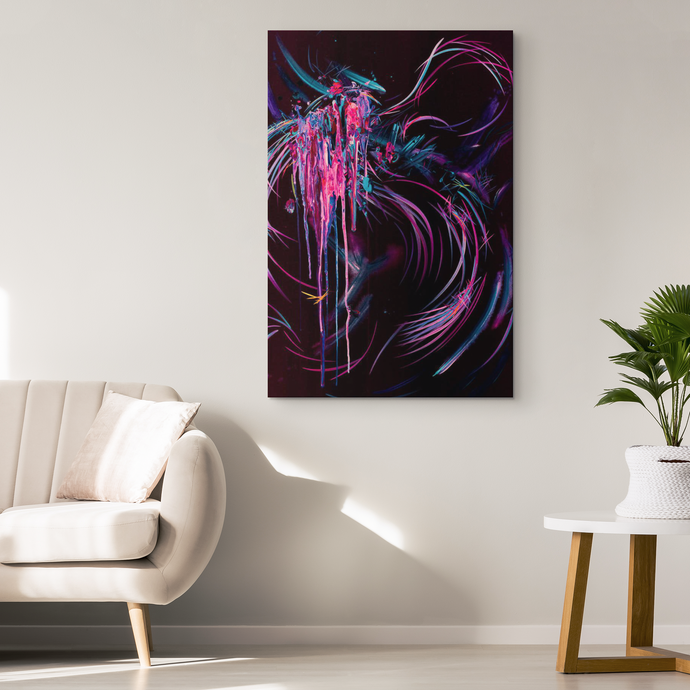 inspirational angel canvas art and decor by michael carini