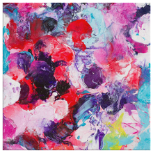 Load image into Gallery viewer, Beautiful Accidents Purple Haze Mix Canvas - Carini Arts