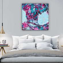 Load image into Gallery viewer, Beautiful Accidents Balanced Energies Mix Canvas - Carini Arts