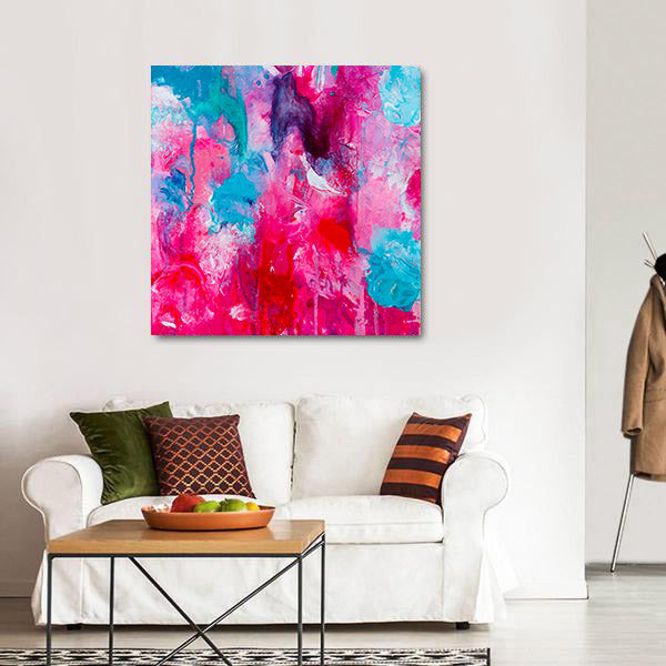 Beautiful Accidents Brighter Days Ahead Mix Canvas - Carini Arts