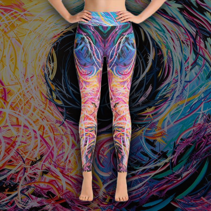 Astranomelly Leggings - Carini Arts