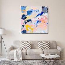 Load image into Gallery viewer, Beautiful Accident Unexpected Splendor Mix Canvas - Carini Arts