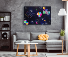 Load image into Gallery viewer, centerpiece canvas decor