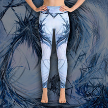 Load image into Gallery viewer, You Called Out For Me And So I Came To You (The Dreamer And The Night Terrors) Leggings - Acrylic Alchemy