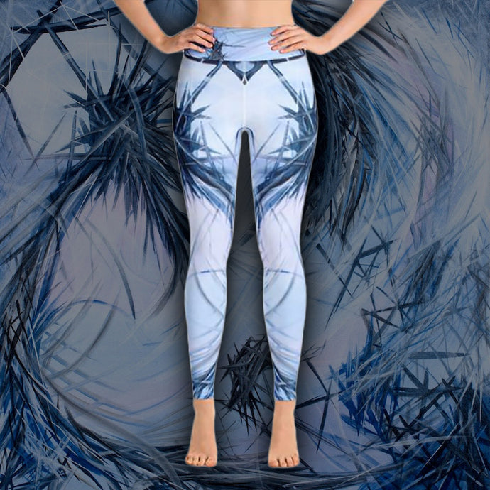 You Called Out For Me And So I Came To You (The Dreamer And The Night Terrors) Leggings - Carini Arts