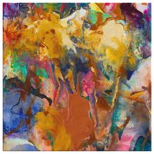 Load image into Gallery viewer, Beautiful Accidents Fall Mix Canvas - Acrylic Alchemy