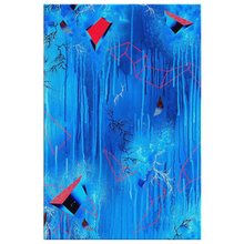 Load image into Gallery viewer, The Limit Of Infinite Possibility Canvas - Acrylic Alchemy