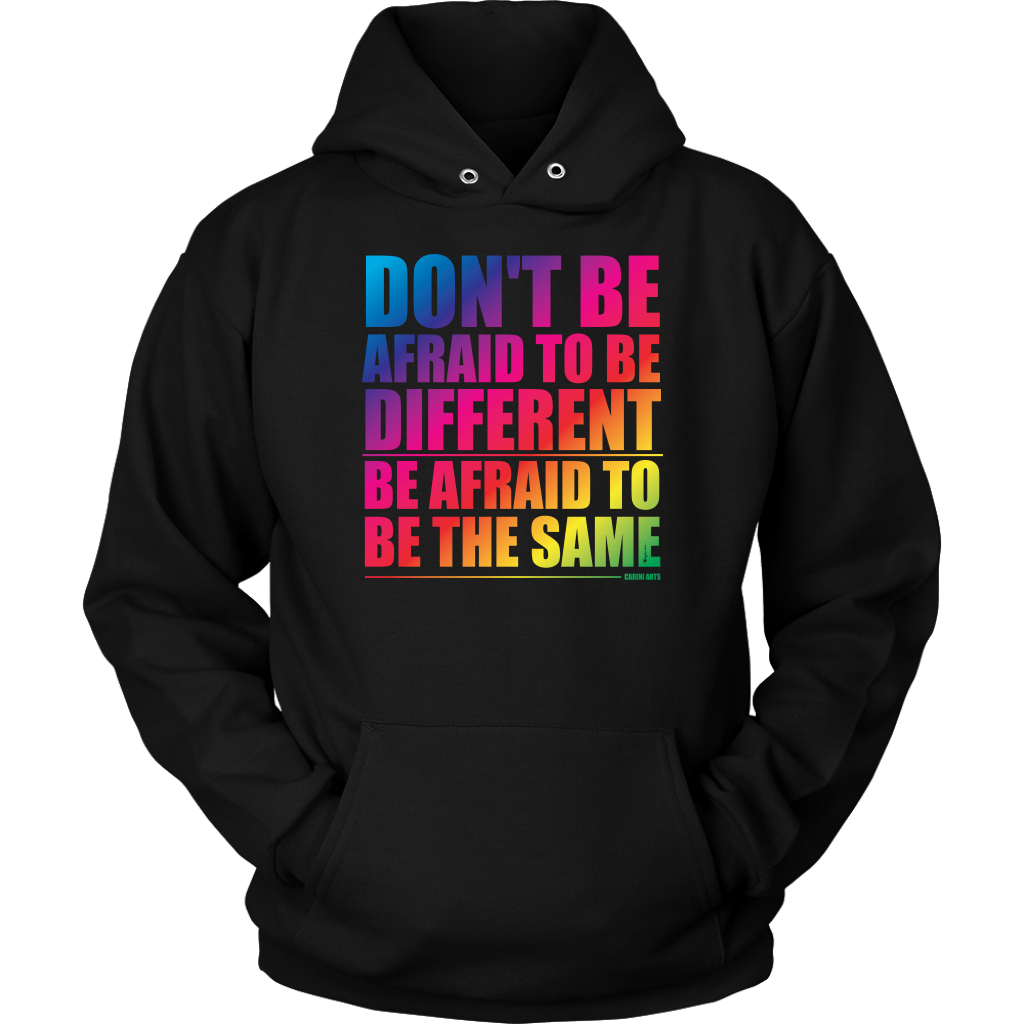 Different Hoodie - Carini Arts