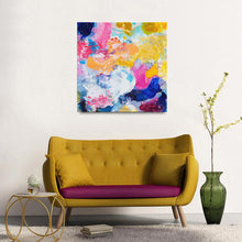 Load image into Gallery viewer, Beautiful Accidents Warm Summer Mix Canvas - Carini Arts