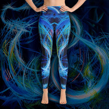 Load image into Gallery viewer, Just Floating On The Tears (Flears) Leggings - Acrylic Alchemy
