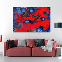 Load image into Gallery viewer, Ain'ts And Sinners Canvas - Acrylic Alchemy