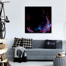 Load image into Gallery viewer, Sixty-One Second Minute Canvas - Acrylic Alchemy