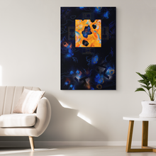 Load image into Gallery viewer, I Am Who Am (I) Canvas - Acrylic Alchemy