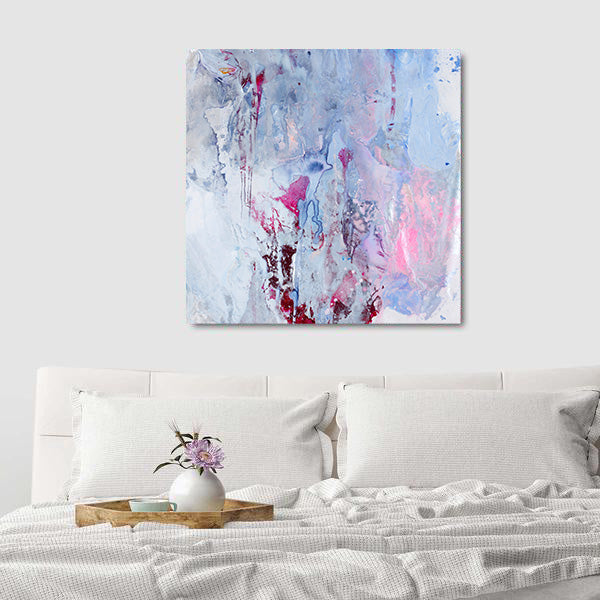 Beautiful Accidents Silver Linings Mix Canvas - Carini Arts