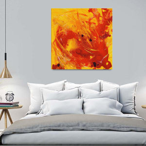 Firefleyes Canvas - Carini Arts