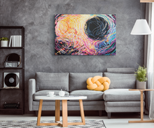 Load image into Gallery viewer, Astranomelly Canvas - Acrylic Alchemy