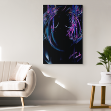 Load image into Gallery viewer, What I've Been, What I Am, And What I Can Become (Dreamcatcher) Canvas - Acrylic Alchemy