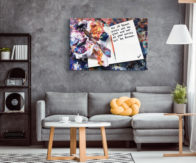 michael carini canvas quotes and inspirational decor