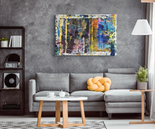 Load image into Gallery viewer, 10 Year Floor Canvas - Carini Arts