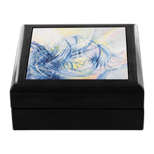 Load image into Gallery viewer, Revelations And Regenesis Jewelry Box - Acrylic Alchemy