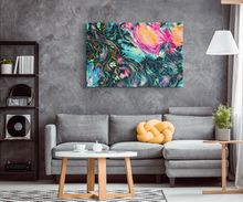 Load image into Gallery viewer, garden canvas art