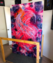 Load image into Gallery viewer, As The Caged Bird Sings Canvas - Carini Arts