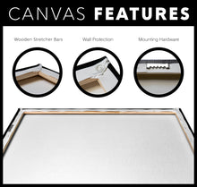 Load image into Gallery viewer, Firefleyes Canvas - Carini Arts