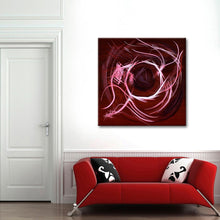 Load image into Gallery viewer, Sacrifices And Second Chances (The Day Eye Made The Devil Blink) Canvas - Acrylic Alchemy