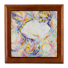 Load image into Gallery viewer, Intimacy Of The Infinites (Intimafancy) Jewelry Box - Carini Arts